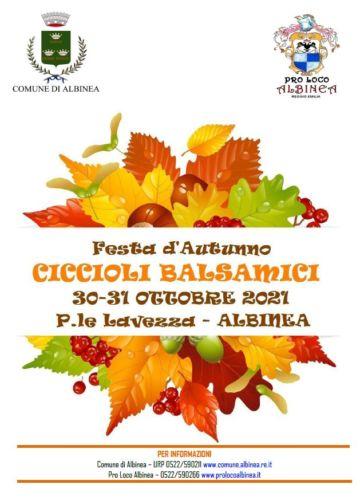 Leggi: «Il 30 e 31 ottobre tornerà…»